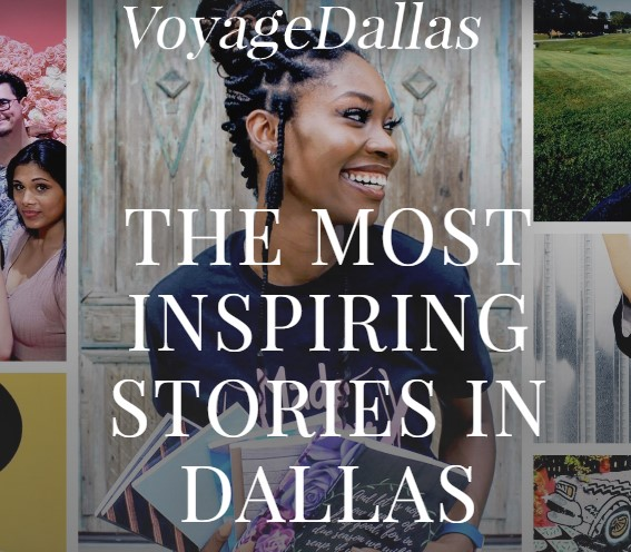 Voyage Dallas Cover